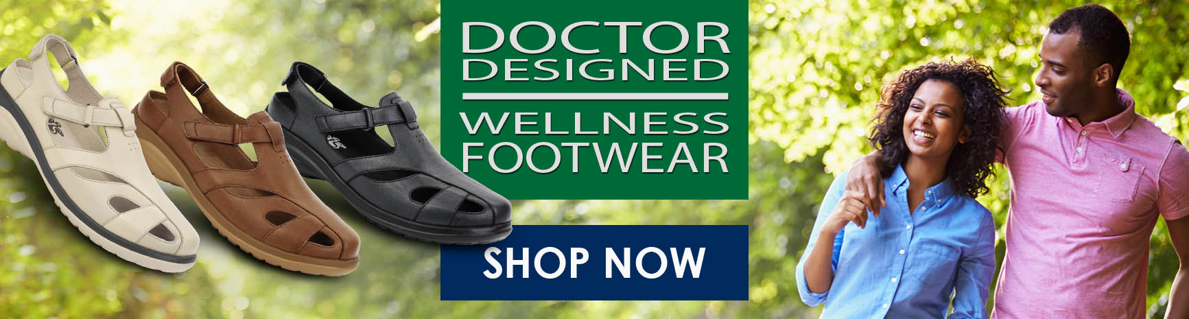 Oasis Orthotic Shoes